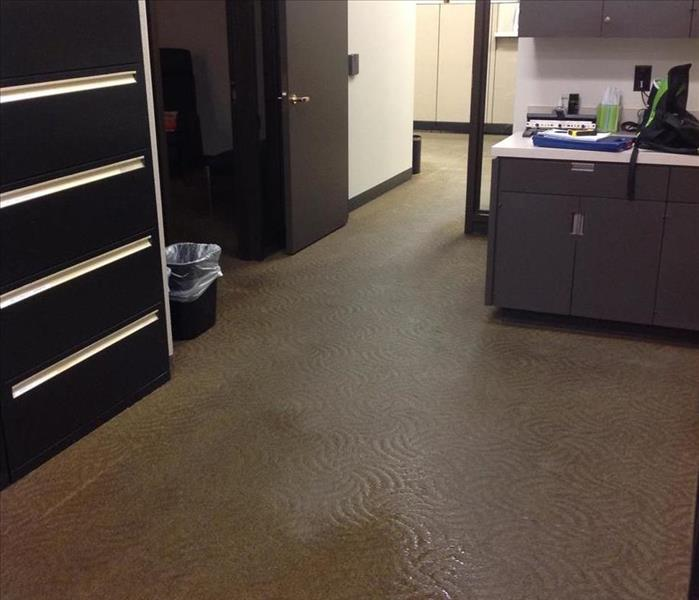 Commercial Loss Water Damage