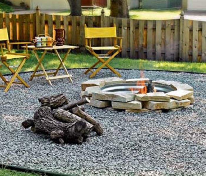 Fire Damage How to Have a Safe Fire Pit