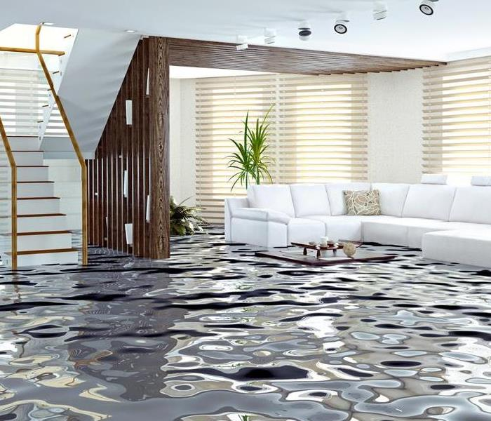 Water Damage How to manage damage from clean water or damage from contaminated water