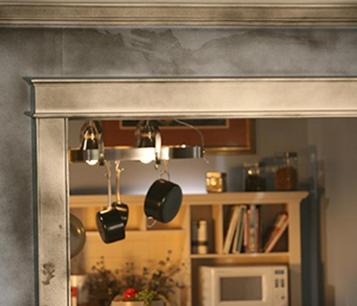 Fire Damage Follow these tips to prevent a cooking fire from happening in your home.