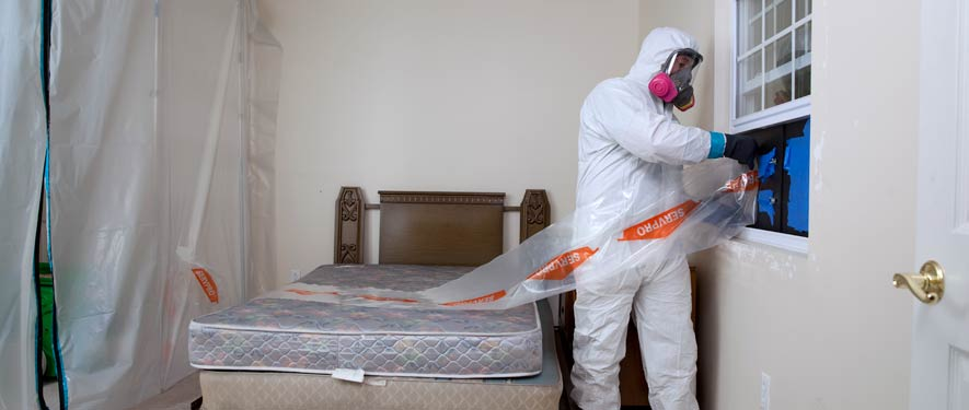 Moline, IA biohazard cleaning